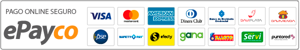 pago mediante ePayco